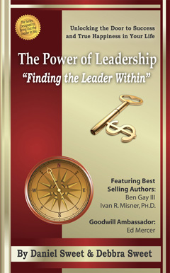 Power of Leadership Book Finding the Leader Within